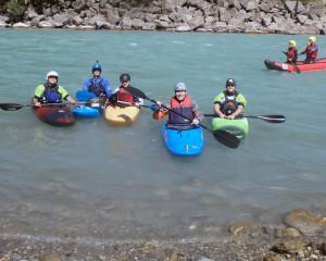 Southbourne Canoe Club Canoes