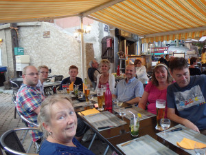 Southbourne CC gathering